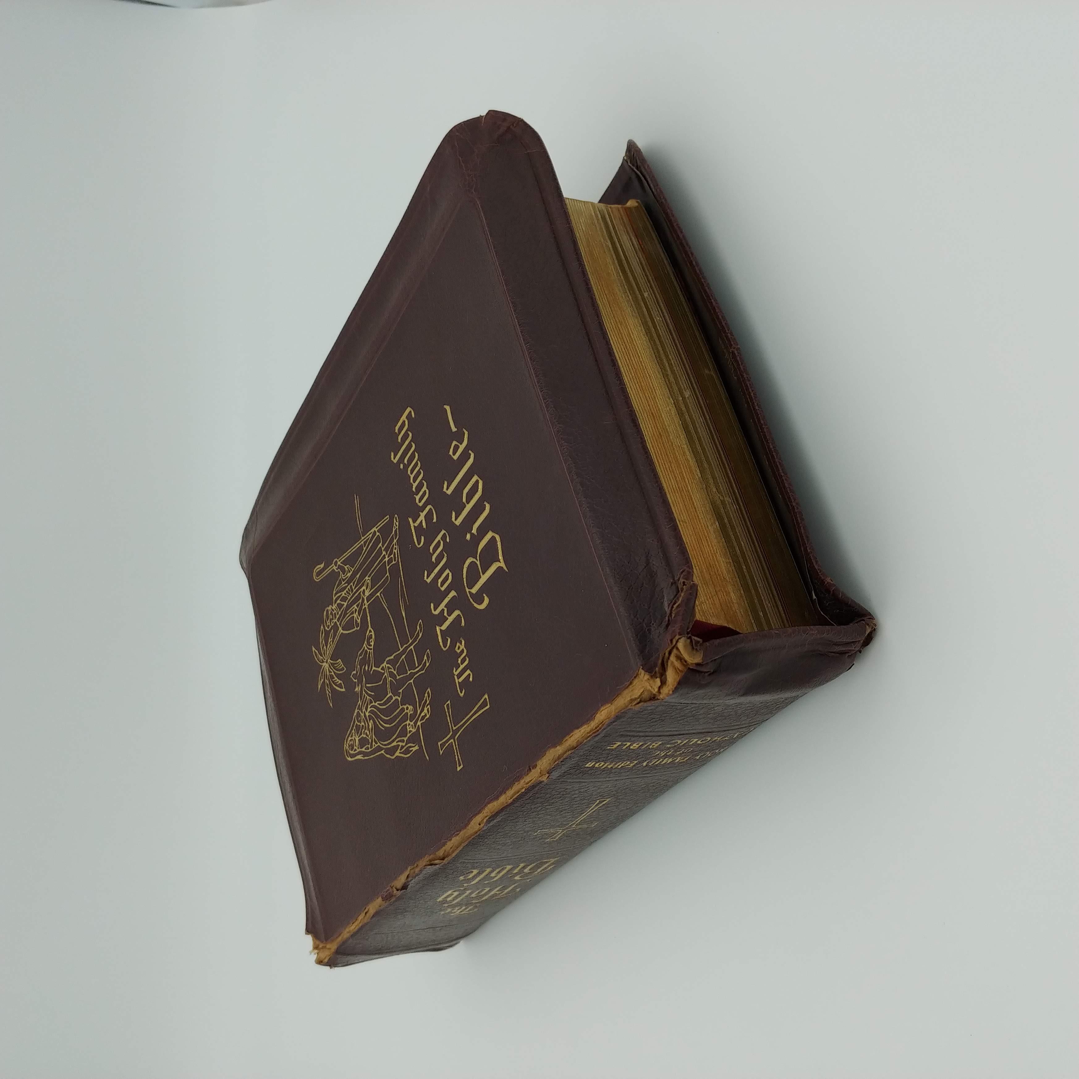 Family Bible Repair - Blog - Percy So