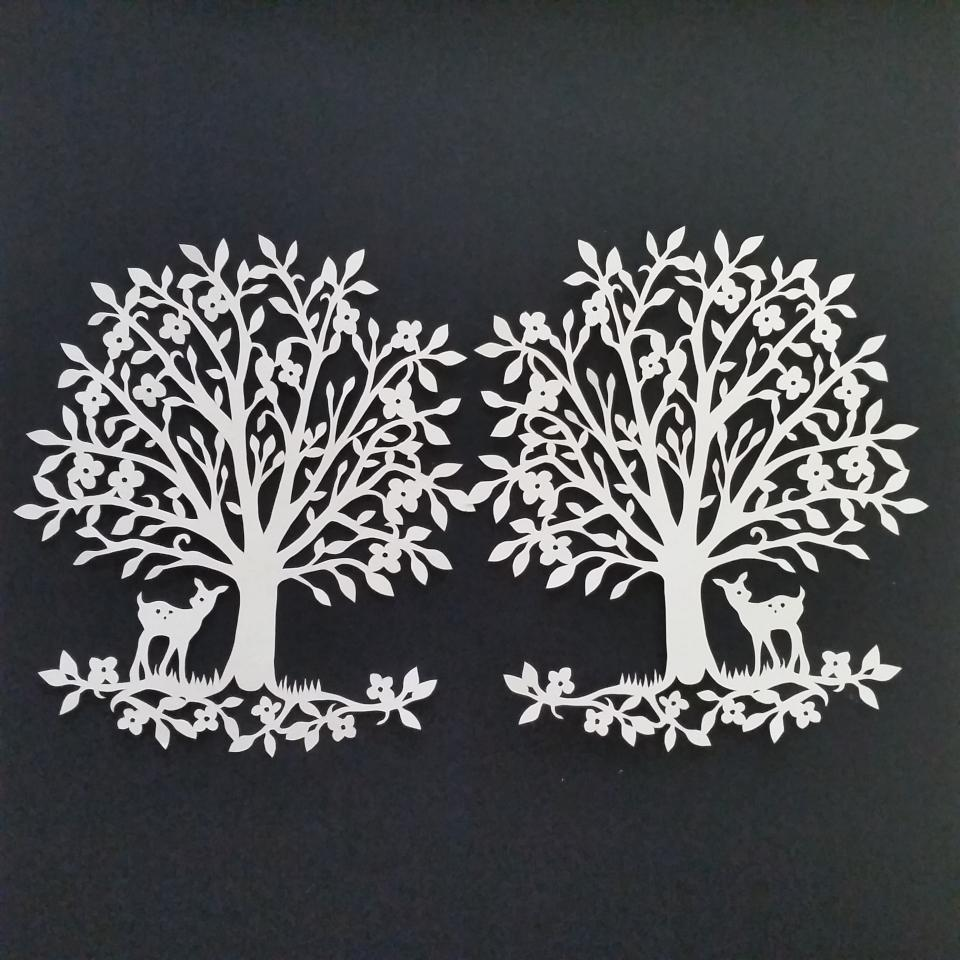 Papercutting workshops Image